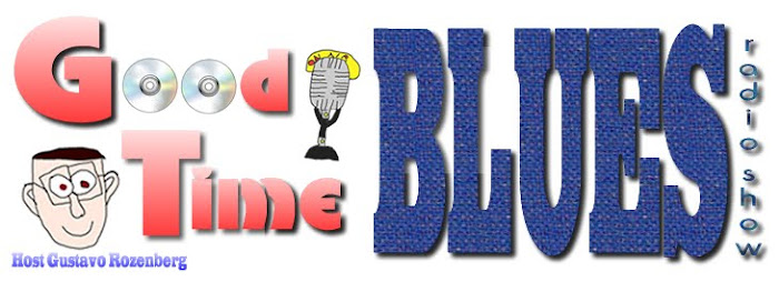 GOOD TIME BLUES radio show