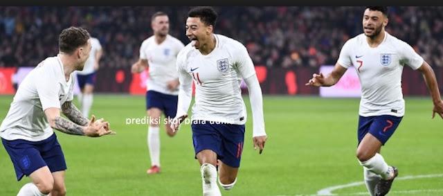 Prediksi Skor Tunisia vs Inggris 19 Juni 2018 | Piala Dunia 2018 Russia