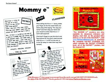 Secret Stories® Phonics Book Version 2.0!
