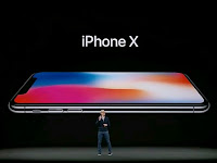 Penjualan Perdana Apple iPhone X