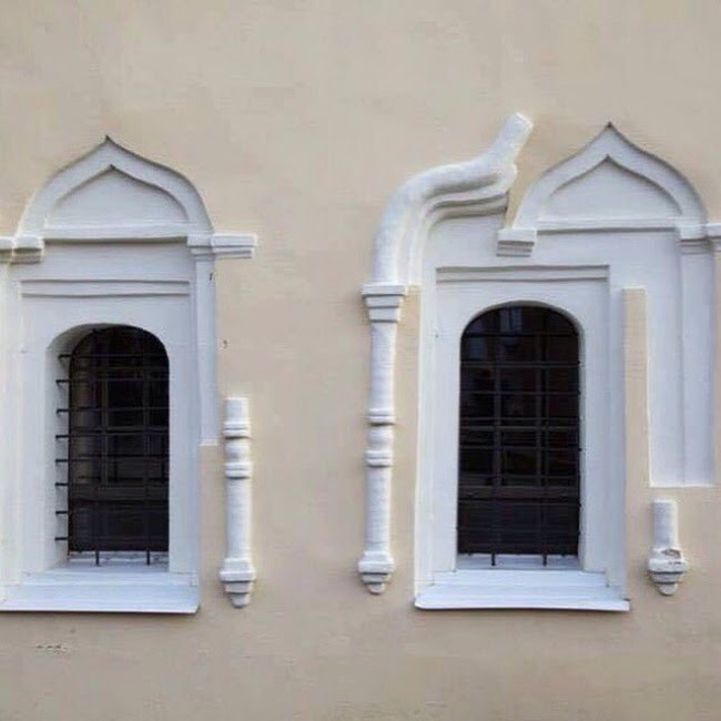 A window deconstruction
