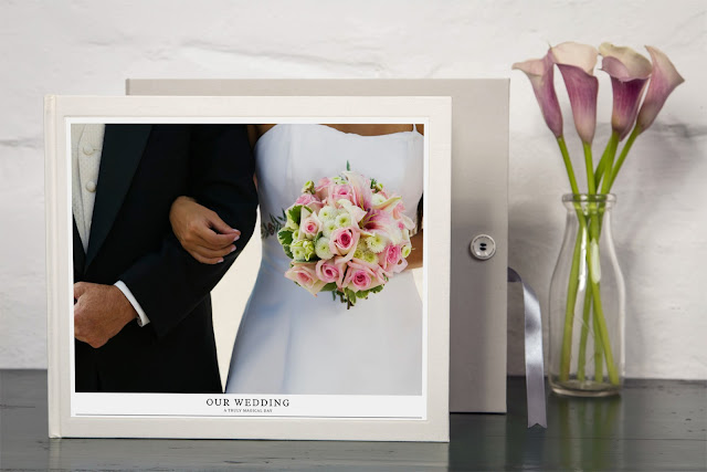 Professional Wedding Photo Books Hard Pages