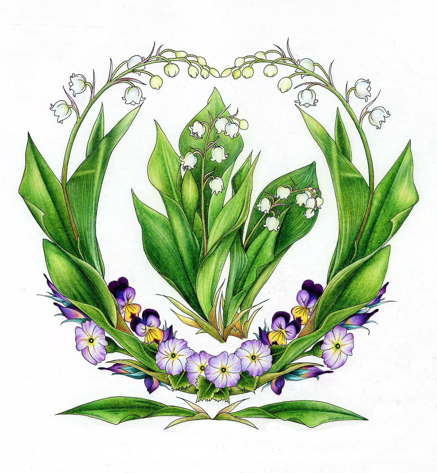 Tracey-anne's Blog: Beltane, May day lore