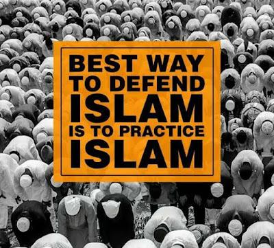 practice islam