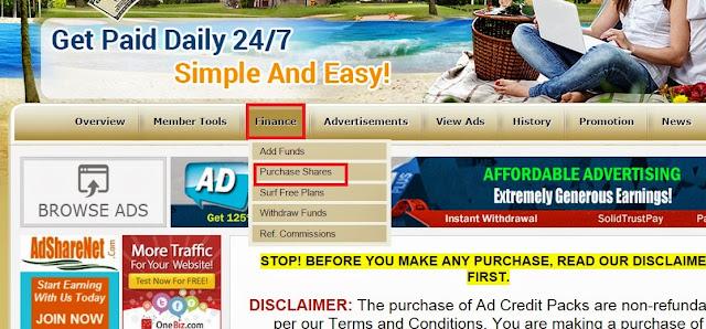 Hướng dẫn đầu tư kiếm tiền đô với Clickadpays