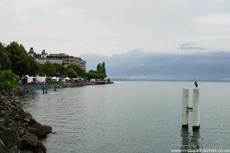 The Montreux Promenade