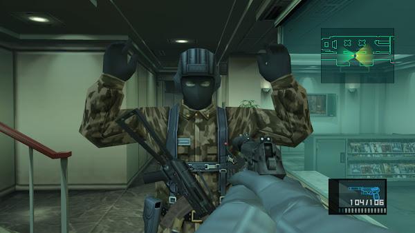 Metal Gear Solid HD Collection (USA) [NoNpDrm] PS VITA Screenshots #2