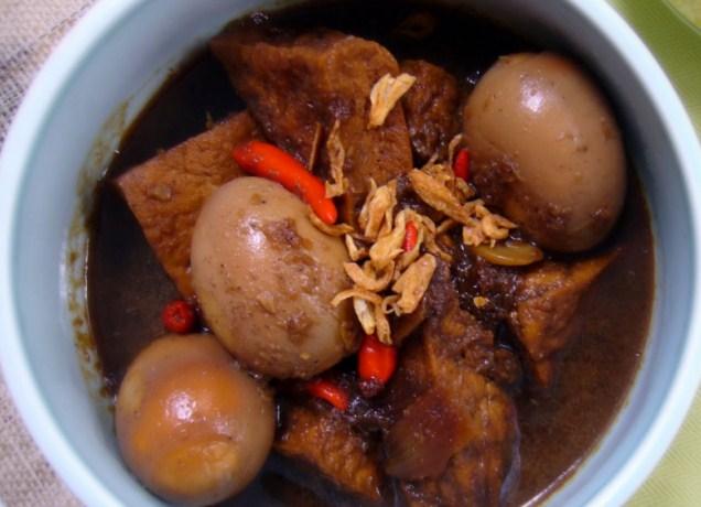 Resep semur telur puyuh
