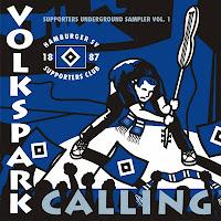 Portada de Volkspark Calling (2008)
