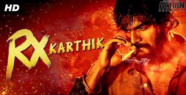 Rx Karthik 2018 Hindi Dubbed 800MB HDRip 720p