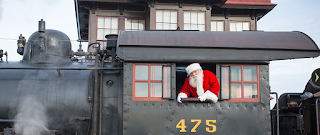 Train Rides With Santa in the Philadelphia Area