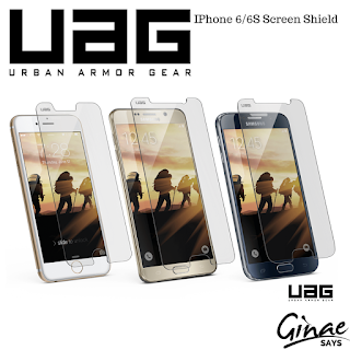 Urban Armor Gear: IPhone 6/6S Screen Shield