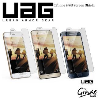 Urban Armor Gear: IPhone 6/6S Screen Shield