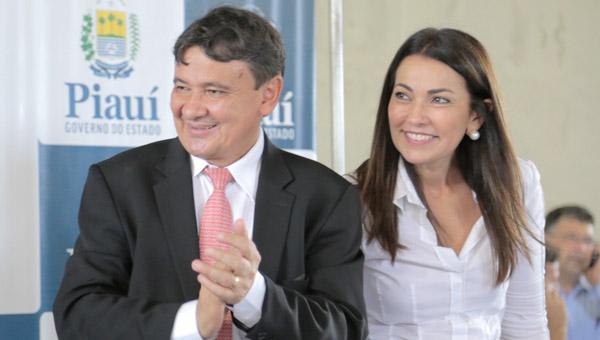 Wellington Dias se licencia do cargo por 10 dias e Margarete assume o governo
