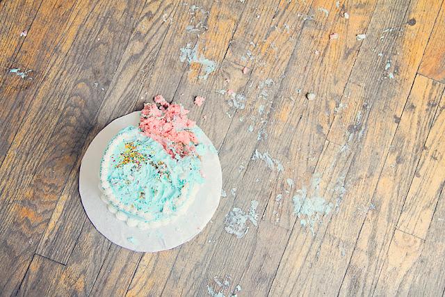 One+1+year+old+birthday+cake+baby+eating+first+cake+shabby+chic+tutu+fun+yummy+photo+shoot+celebration+maternity+motherhood+pregnancy+Liz+Anne+Photography+11 - A Smashing Good (Cake) Time!