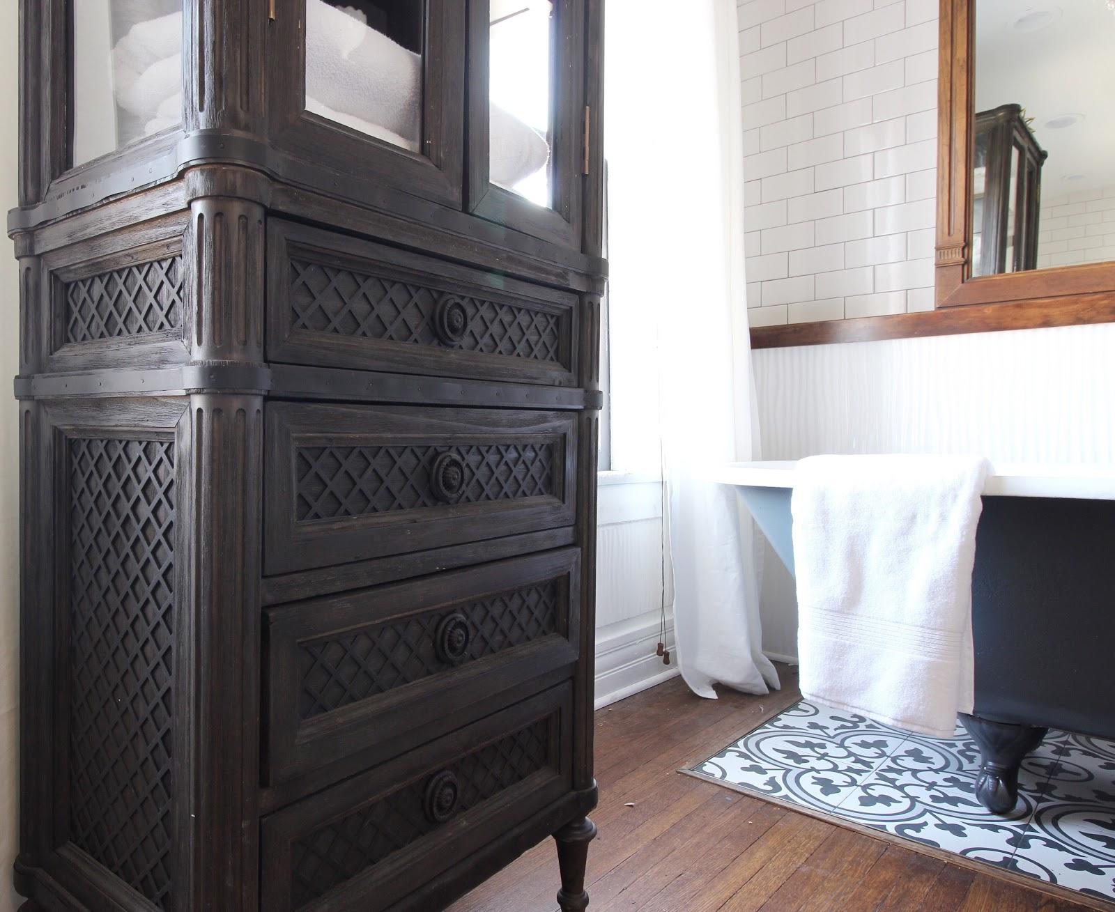 Depósito Santa Mariah: Banheiro Com Jeito De Spa! #825C49 1600x1309 Banheiro Com Banheira Metragem