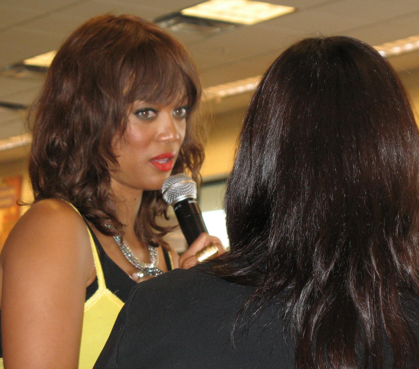 Tyra Banks Modelland: Tyra Banks Modelland B&N Southlake