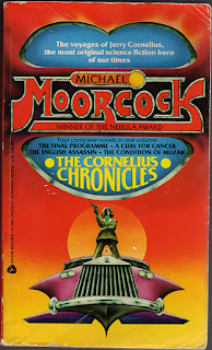 Michael Moorcock - the Cornelius Chronicles