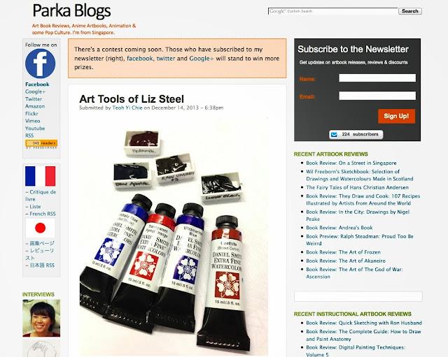 http://www.parkablogs.com/content/art-tools-of-liz-steel
