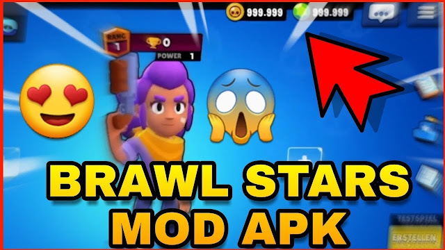 Brawl Stars Mod Apk Terbaru [Unlimited Money, Private Server]
