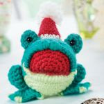 http://www.topcrochetpatterns.com/images/uploads/pattern/amigurumi-Christmas-frog.pdf