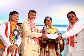 Kala Ratna (Hamsa Award -- Andhra Pradesh Civilian Award)