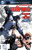 Os Novos 52! Grifter #7