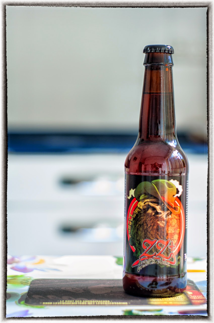 Naparbier ZZ+ Amber Ale