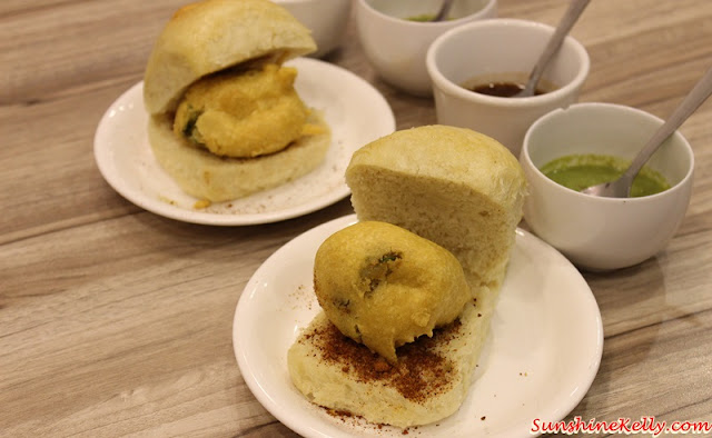 Vada Pav, mumbai delights, plaza mont kiara, indian street food, north india street food, indian spices, indian food,