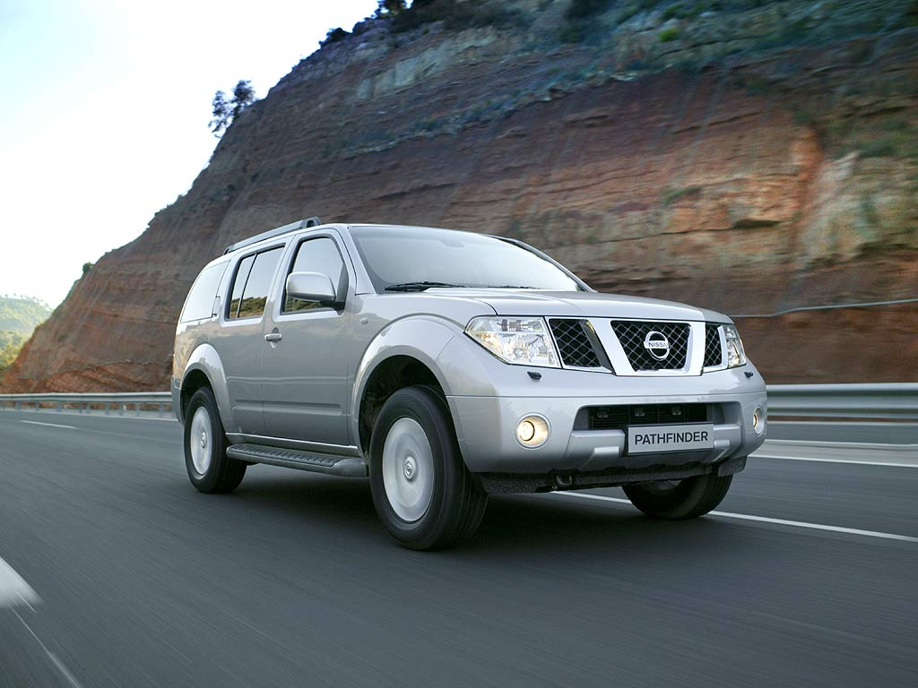 Wanted Carz Blog: Nissan 4x4