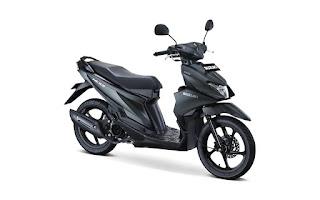 Suzuki Nex II Solid Black