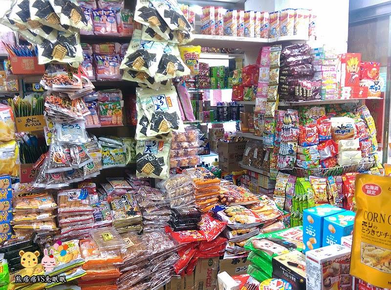 【極度勸敗】千萬不要走進吉祥商號,日貨超多的台中零食批發商