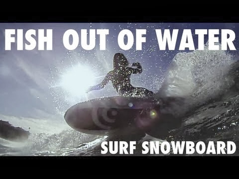 Every Third Thursday-Fish out of Water-Surf Snowboard-by-Signal Snowboards