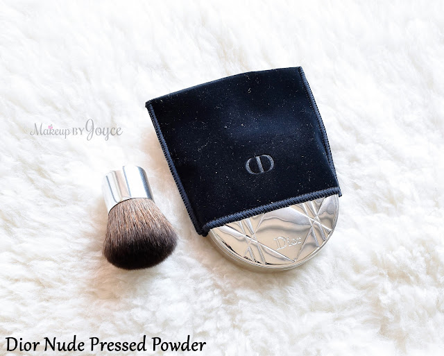 Dior Pressed Powder Mini Kabuki Travel Brush Review