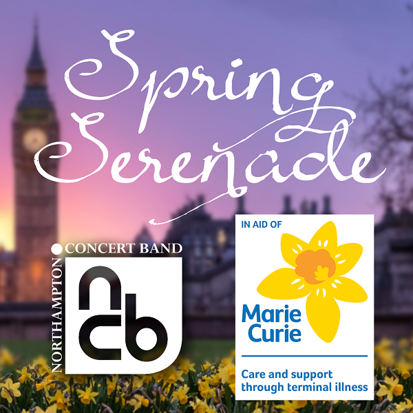 Spring Serenade - 25th March 2017 - Book Now!