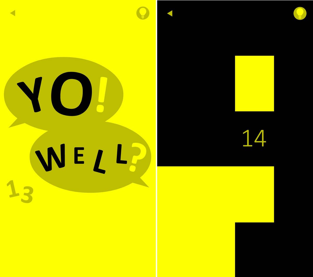 Yellow 益智遊戲