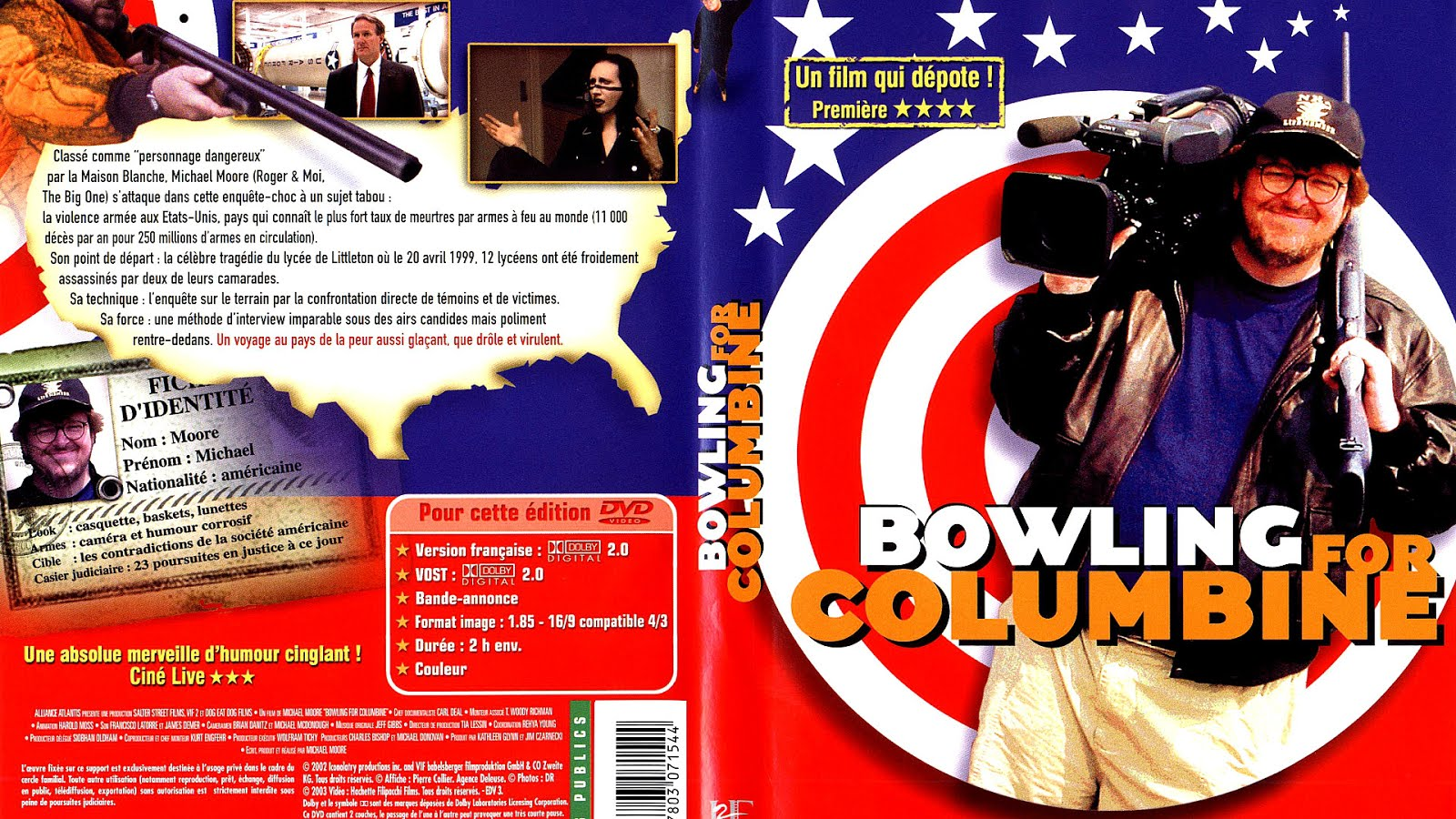 Bowling For Columbine Full Movie