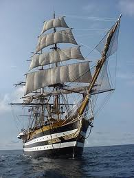 Irish American Journey: Irish Ships to America: Famous Ships