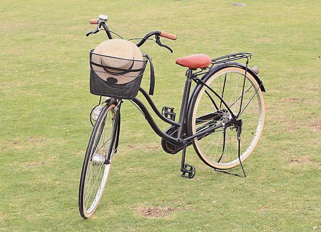 vintage bikes in Dubai