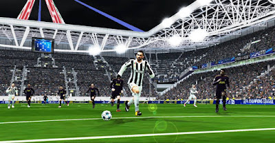 PES 6 UEFA Champions League Stadium 2017/2018