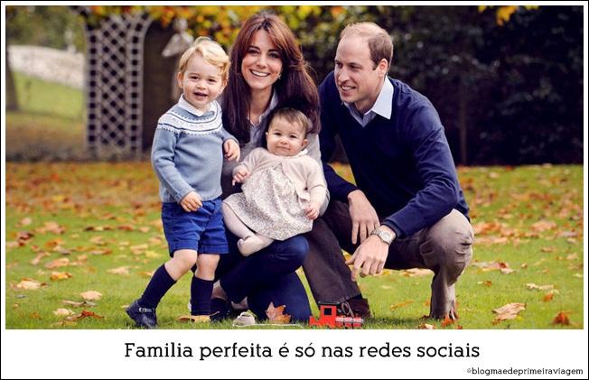 Familia perfeita é só nas redes sociais