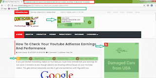 How to click on Adsense ads with being banned