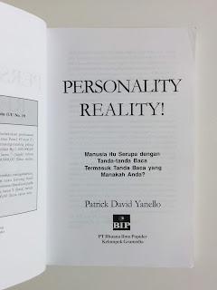 Personality Reality