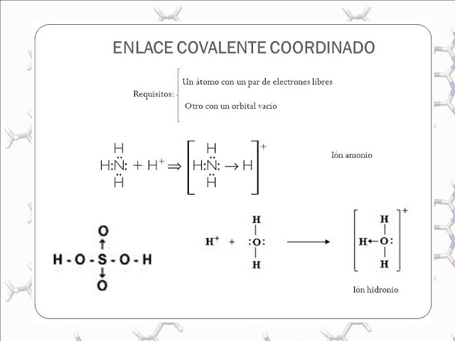 enlace coordinado o dativo