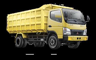 Harga dump truck baru