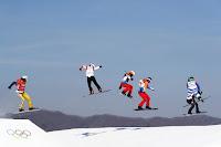 Snowboard Cross femenino