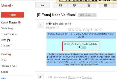 Cara lapor SPT Tahunan dengan e-Form DJPOnline