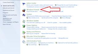 Cara Blok Aplikasi dengan Windows Firewall