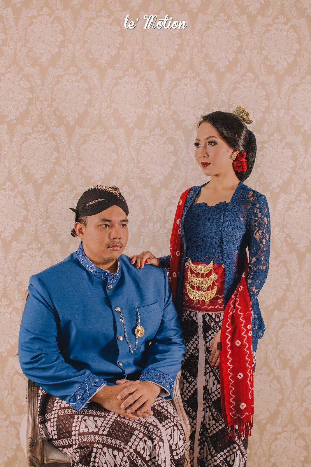 Le Motion Photo Wisnu Ayu Prewedding Adat Jawa Adat Sunda