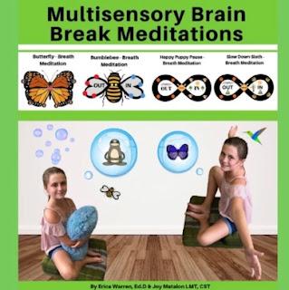 Kinesthetic Meditations for kids